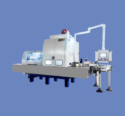 Deburring machine